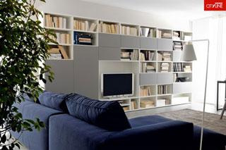 a house #urbanchic - Soggiorno Urban Chic
